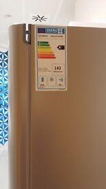 Fridge, Indesit SIAA12 Tall Larder Fridge, A+ Energy Rating, 60cm Wide, Grey