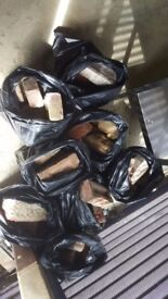 FREE Brick Rubble - 10 bags to collect