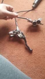 Hope tech 3 lever mono m4 calliper