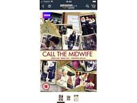 Brand new call the midwife series 1-2 dvd & Christmas special