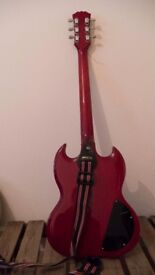 Left handed Stagg Guitar, good condition