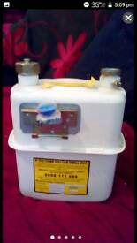 Gas metre as new condition