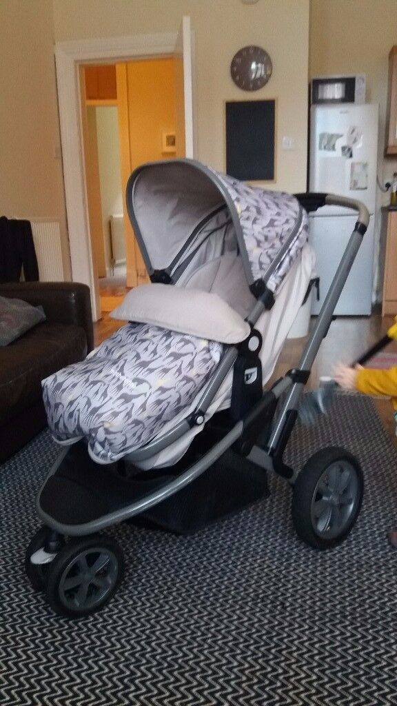 Mothercare Xpedior Pram - suitable from birth
