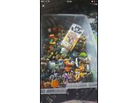Loads of skylanders an portals with games
