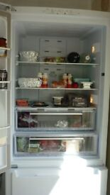 Hotpoint 70cm fridge freezer