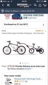 Angel Trial bike bar