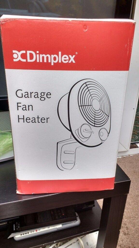 Garage / conservatory heater
