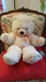 HARRODS TEDDY BEAR