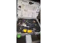 Festool PSB 300 Jigsaw 110v in Systainer