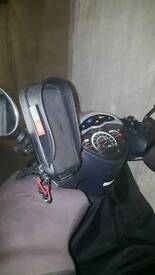 Honda scooter(FULL EXTRA FOR DELIVERY-COURIER)125 like new!!!,Once you bye,you go out for WORK!