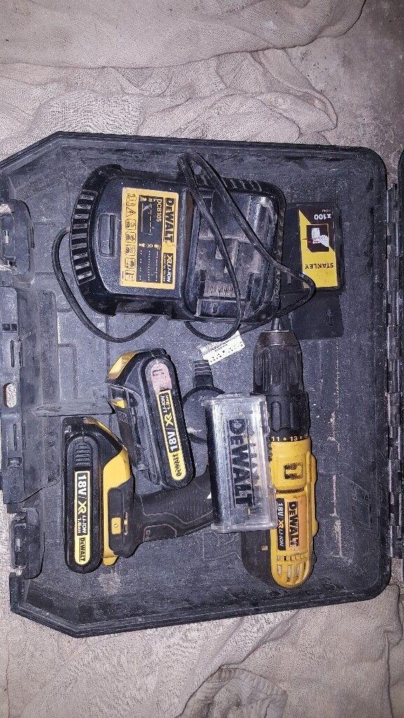 Dewalt DCD776 combi drill 18V