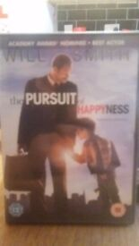 The persuit of happiness dvd