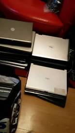 27 Laptops and parts