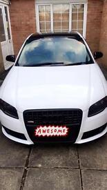 Audi A4 sline (2.0tdi)