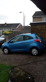 Ford KA STyle plus 2009 Great first time car