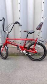 Raleigh chopper bike mk3 in limited edition hot one