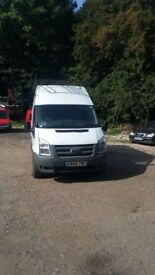 FORD TRANSIT HI TOP LWB