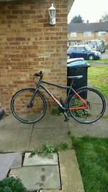 Highbrid mountain bike