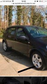 Vauxhall Astra 2.0 diesel auto 62 plate