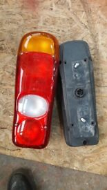 FUSO Canter Lights