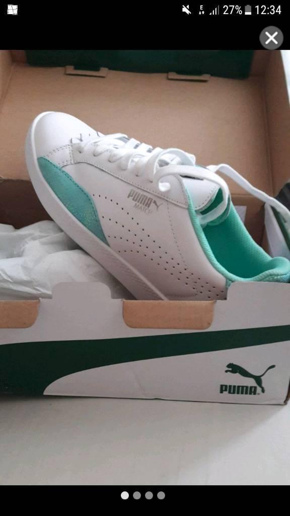 PUMA Trainers Size 5