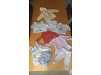 Baby Girl Bundle - 6 - 9 Months 9 Items Next Mothercare GAP - FREE P & P UK ONLY
