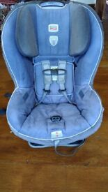 Britax 5 Star Safety - groups 0-1-2-3 forward/rear facing 1 yrs up to 65 Ibs