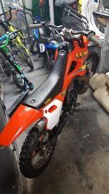 Lem 50 LX3 50cc Autotmatic Motocross Bike