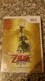 Wii zelda