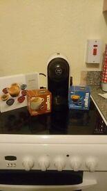 Lavazza a Modo Mio black coffee machine