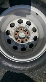 "15"" Bmw S 3 alloy weels"