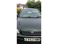 Astra 1.6 mot until 4/11/2016 owned for over 10 years