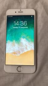 iPhone 6's 64GB Silver