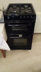 Double Gas Oven