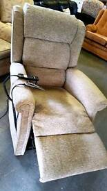 Electric massage and recliner