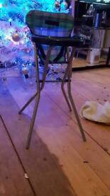 Dolly high chair mamas & papas