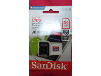 SanDisk Ultra microSDXC with ADAPTER