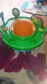 infant summer forest seat