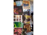 Job lot 62 x Vinyl records