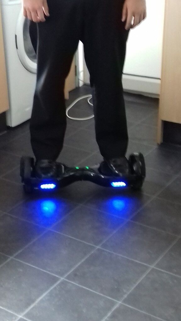 Segway black with bag and charger