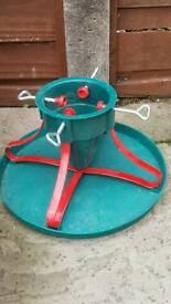Christmas tree stand/holder