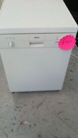 Reconditioned Bosch Dishwasher @ Bodmin Appliance Repairs