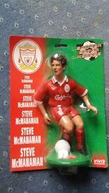 Liverpool football figurine