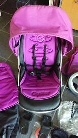 Oyster Pushchair/pram/stroller - SOLD
