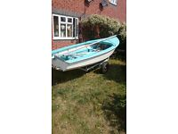 2 sailing boat + trailer for sale