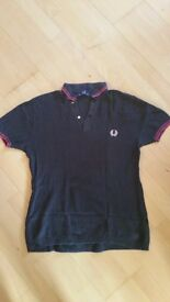 Men's Ben Sherman Polo Style Top - Size 38 inches (96cm)