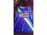 Vintage Running Vest (Medium) in Great Condition