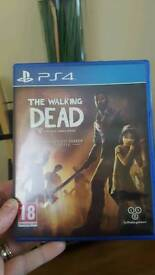 The walking dead 1 and 2