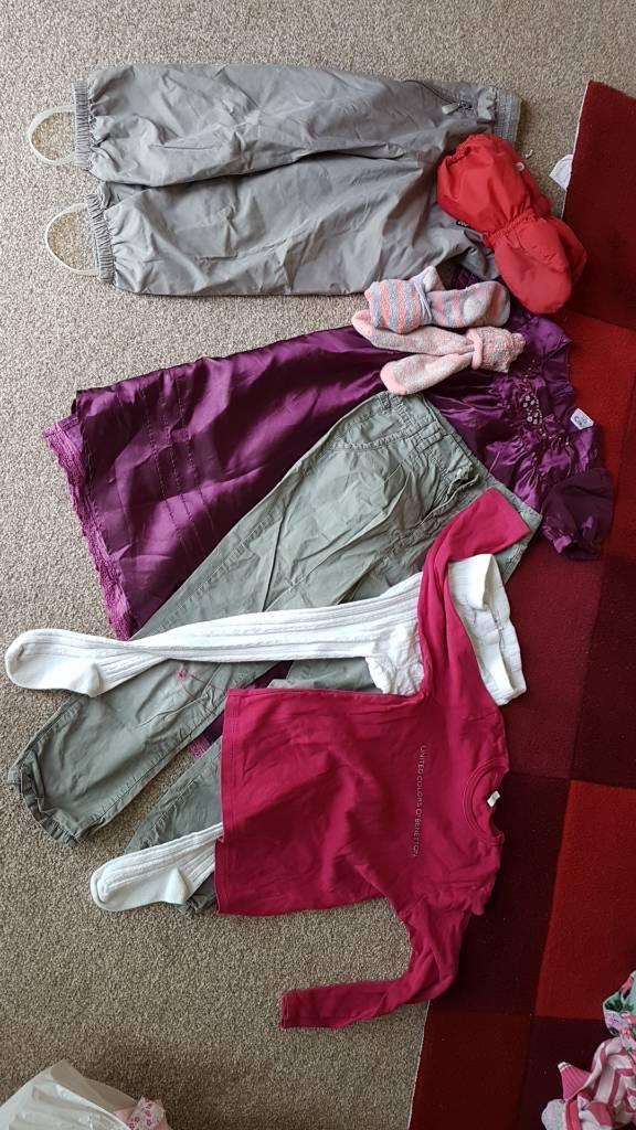 Bundle 7-8 years Grils Clothes