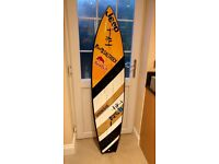 Tiki tow SurfBoard Phillip Bridges Design Ex Professional
